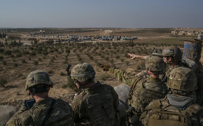 Suriyada ABŞ hərbçilərinə hücum oldu, yaralılar var