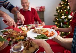 Yeni ildən sonra istifadəsi qadağan edilən yeməklər açıqlandı