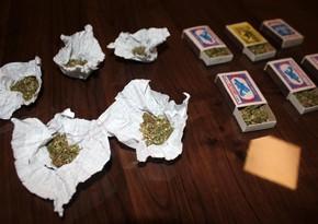 Ağdaş və Şəki sakinlərindən narkotik götürüldü