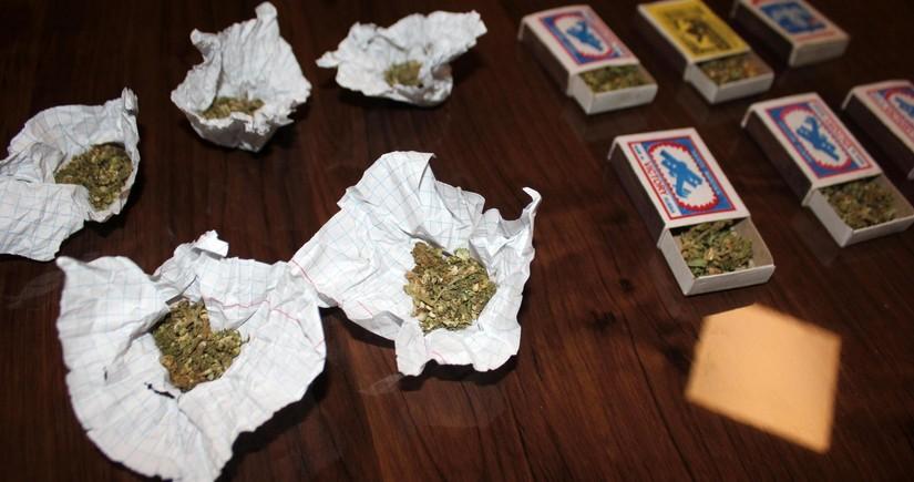 Şəkidə narkotik satışı ilə məşğul olan şəxs saxlanılıb