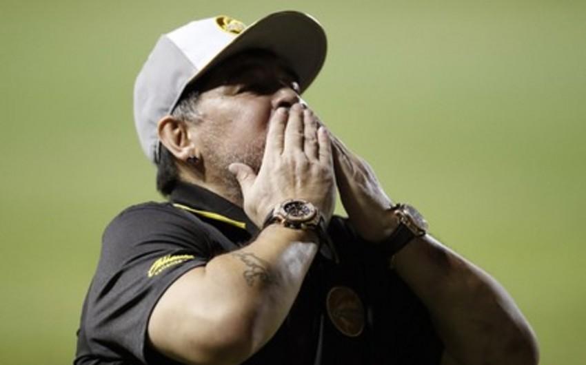 Maradonanın daha üç övladı olduğu müəyyənləşib