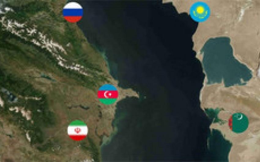 Очередное заседание Специальной рабочей группы по статусу Каспия состоится в Туркменистане