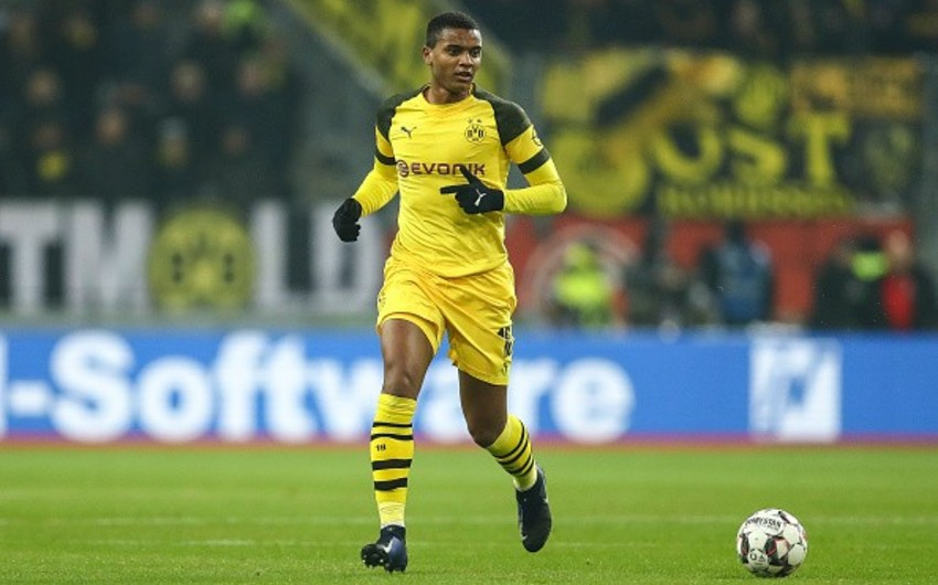 Borussia Dortmund FC player: No matter where to hold Euro-2020 - in Baku or in London