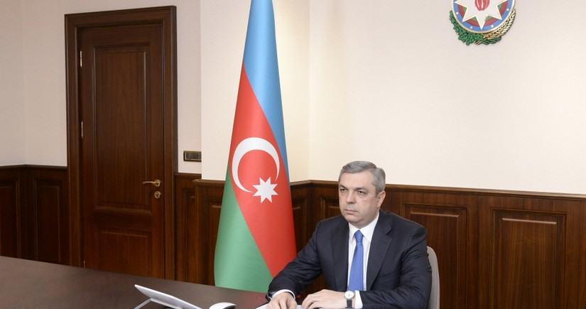 Azerbaijan's Presidential Administration Chief sets instructions on works in liberated areas