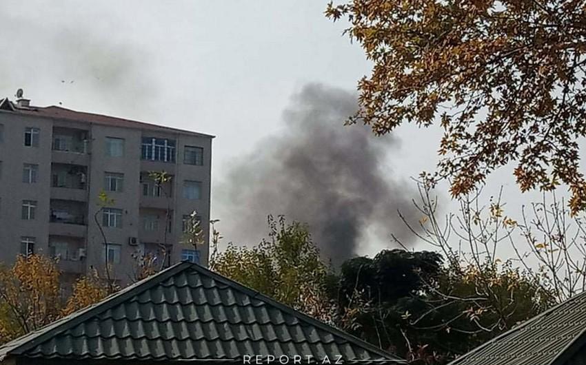 """Bərdəyə raket zərbəsi nəticəsində """"Yelo Bank""""ın 2 əməkdaşı yaralanıb"""