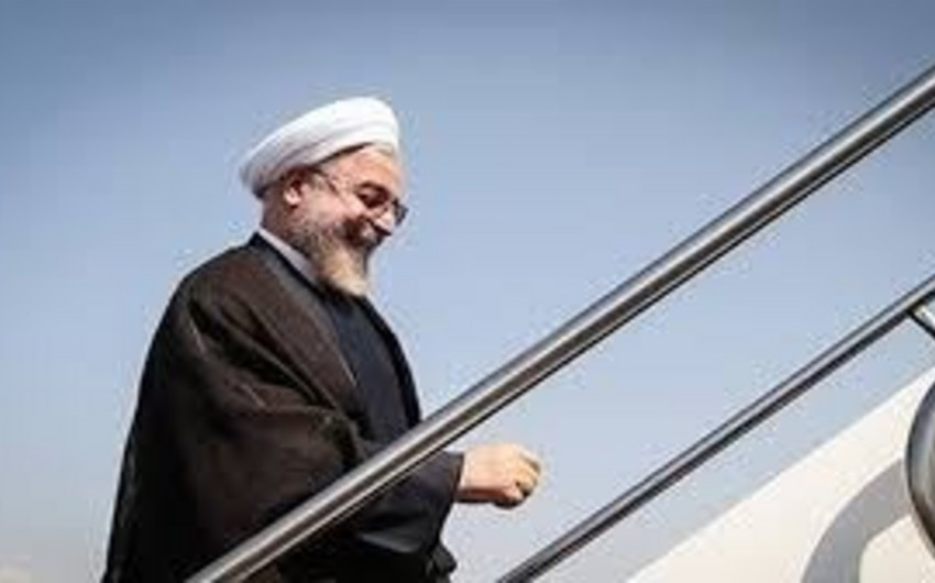 Date of Rouhani's visit to US unveiled