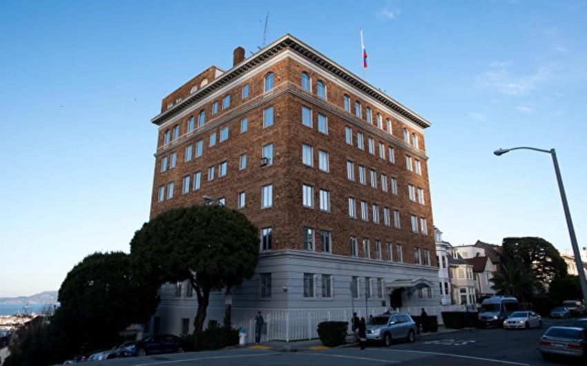 ABŞ Rusiyanın San-Fransiskodakı konsulluğunu bağlayır