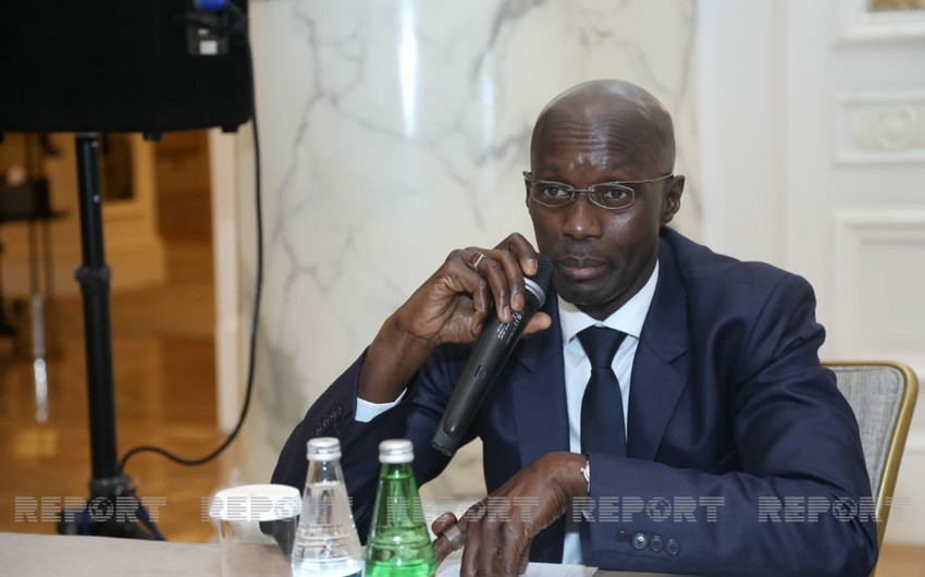 Гамбийский дипломат: Мы и впредь будем поддерживать позицию Азербайджана