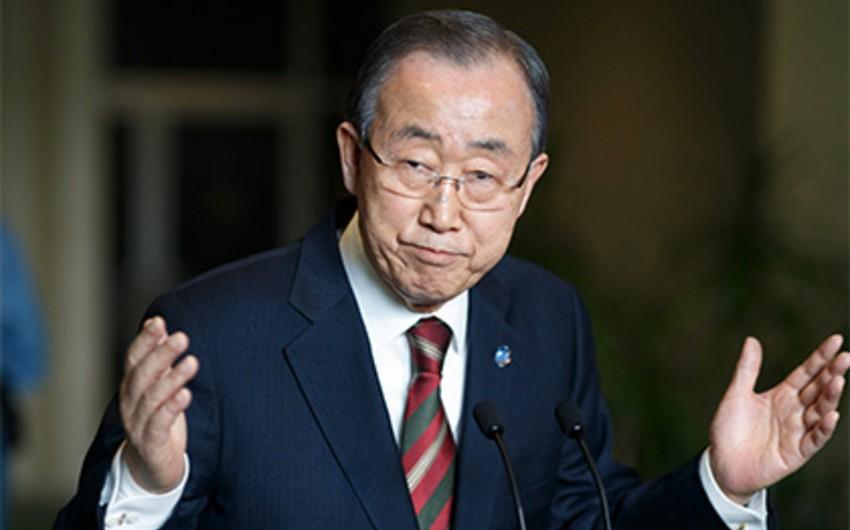 Пан Ги Мун: Около 450 мигрантов ежемесячно погибают в водах Средиземного моря
