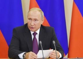 Vladimir Putinin Tacikistana səfərinin tarixi açıqlanıb