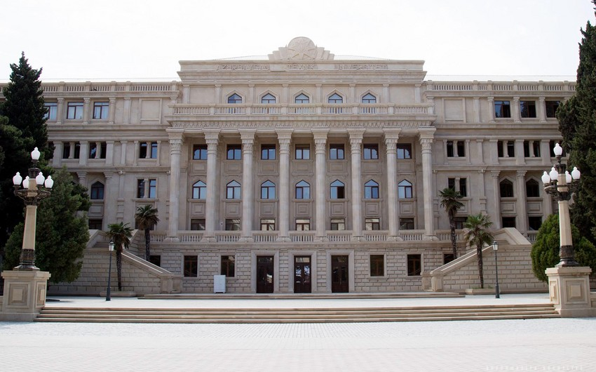 Azərbaycan Texniki Universitetində struktur dəyişikliyi olub