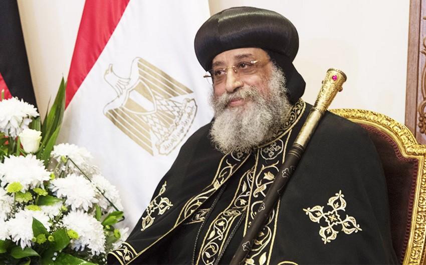 Misirin pravoslav kilsəsi ABŞ-ın vitse-prezidenti ilə görüşməkdən imtina edib