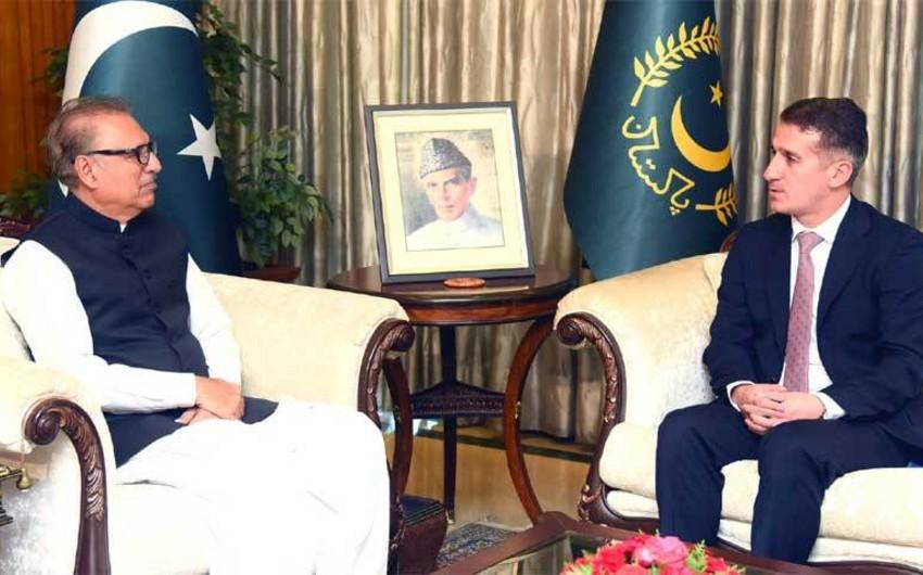 Pakistan Prezidenti: Azərbaycanı hər zaman dəstəkləyəcəyik