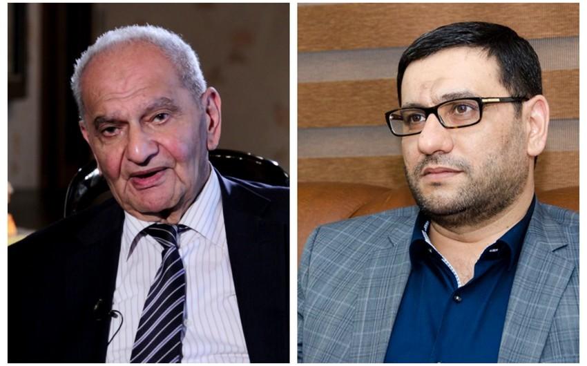 Академик Васим Мамедалиев ушел с передачи на телеканале Mədəniyyət