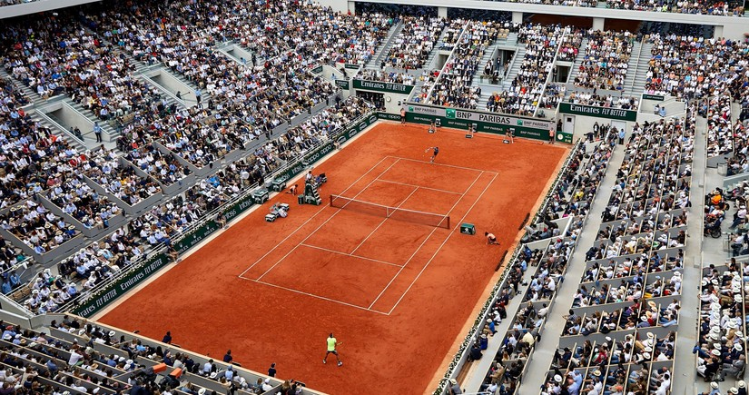 Roland Garrosda koronavirusa yoluxan tennisçilər açıqlandı