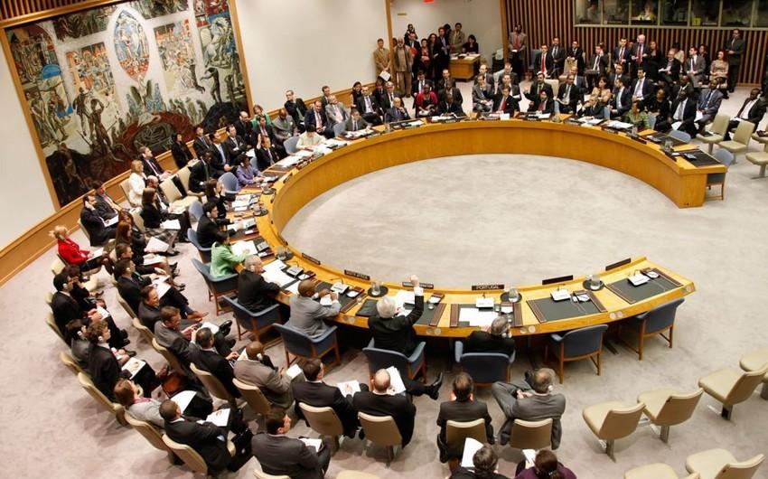 BMT Təhlükəsizlik Şurası Eritreyaya qarşı sanksiyaları ləğv edib