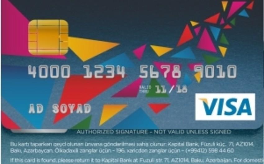 """Kapital Bank"" pulsuz kart kampaniyası keçirir"