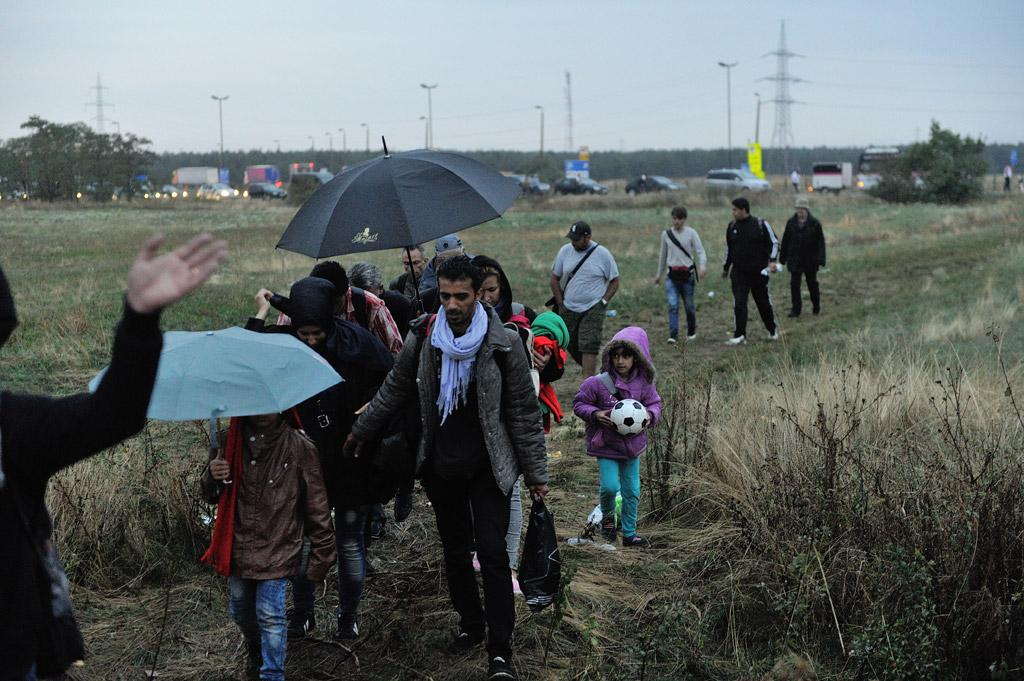 German government expects arrival of 3.6 mln refugees by 2020