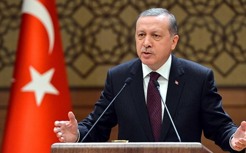 Türkiyə prezidenti: Rusiya Gürcüstan, Ermənistan, Suriya, Ukraynada da tərəfkeşlik edib