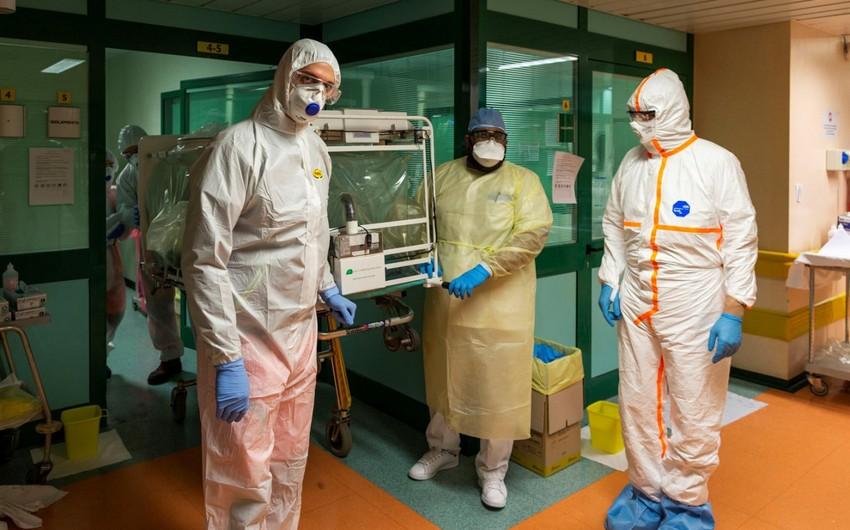 İtaliyada 120 həkim koronavirusdan ölüb