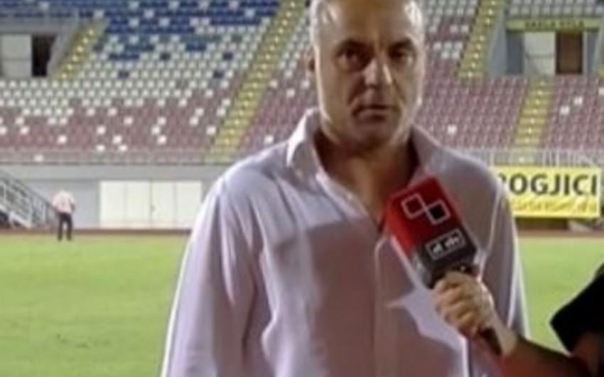 Kukesinin baş məşqçisi: Qarabağ bir çox keyfiyyətlərə malikdir