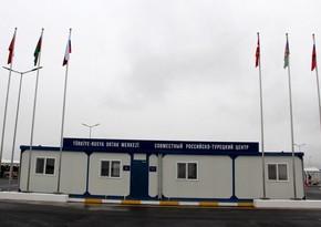 Türkiyə və Rusiya Ağdamdakı birgə monitorinq mərkəzinin fəaliyyətini müzakirə edib