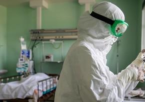 Armenia's coronavirus death toll reaches 3,200