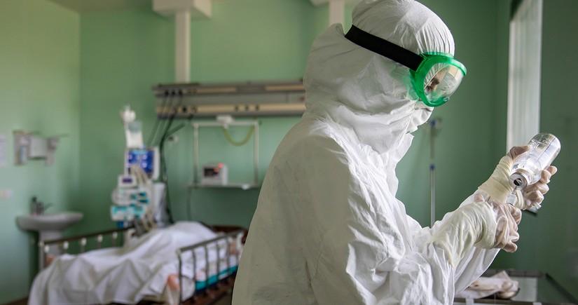 Ermənistanda koronavirusa yoluxanların sayı 221 mini keçib