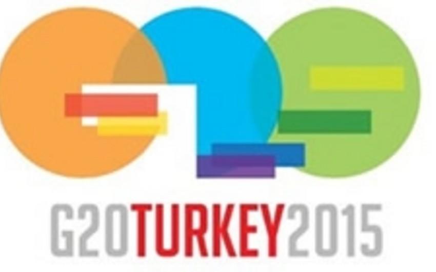Azərbaycan Türkiyənin G20 qrupuna sədrliyi çərçivəsində keçirilən toplantıda iştirak edib