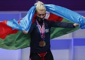 Boyanka Kostova: Avropada rəqibim yoxdur, hədəfim olimpiya çempionluğudur