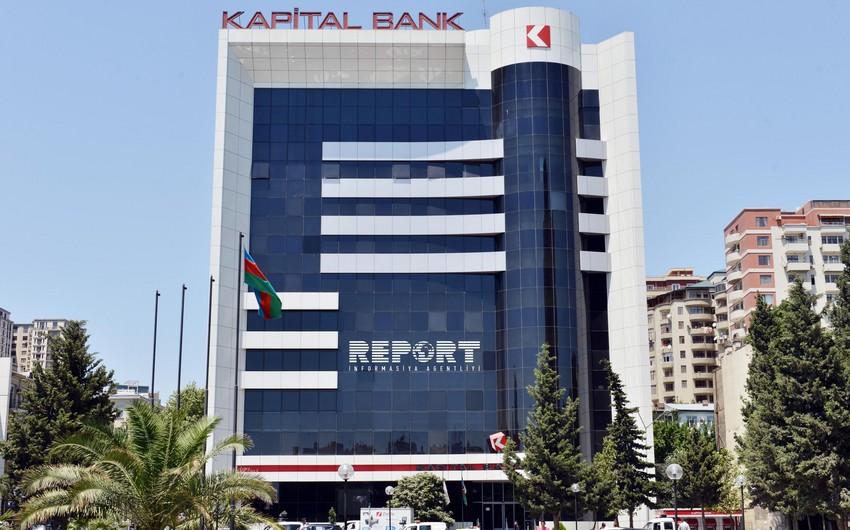 Kapital Bankın öhdəlikləri 10% artıb