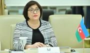 """Sahibə Qafarova: """"Azərbaycan və Gürcüstan hər zaman bir-birini dəstəkləyib"""""""
