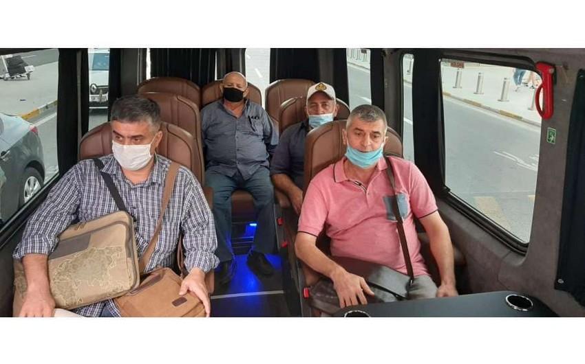 ASCO Mavritaniyada çətin vəziyyətdə qalan azərbaycanlı dənizçilərə dəstək oldu