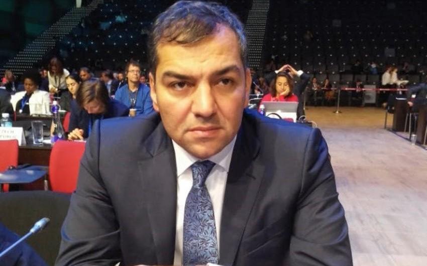 """Fuad Nağıyev: """"İşğal olunmuş ərazilərin turizm təbliğatı qətiyyən yolverilməzdir"""""""