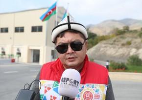Kyrgyz ambassador: Ruins in Karabakh - evidence of Armenian barbarism