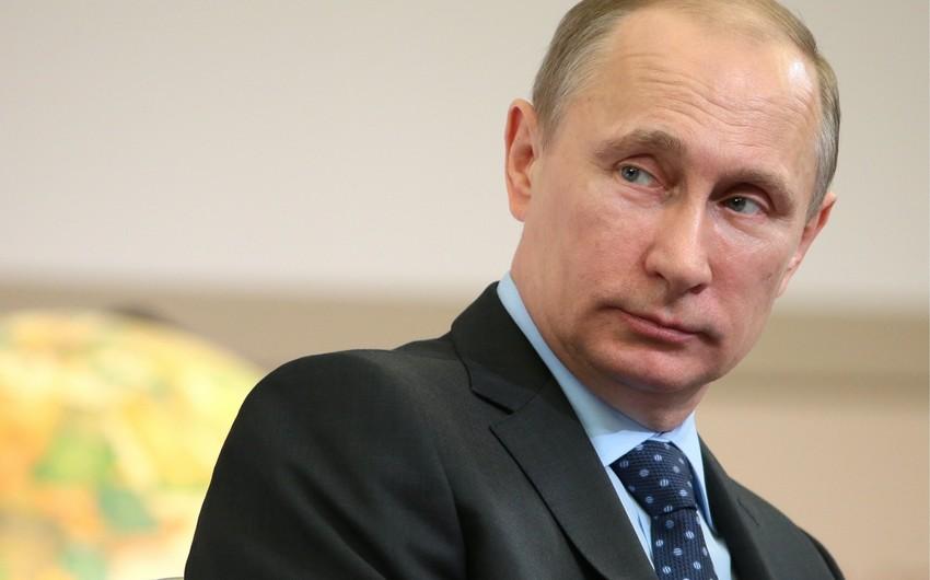 Vladimir Putin Barak Obamaya məktub ünvanlayıb