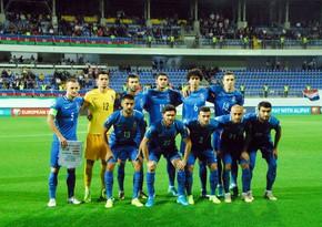 UEFA Azərbaycan - Monteneqro matçının yerini dəyişdi