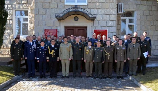 Baku hosts annual final meeting for military attaches accredited in Azerbaijan