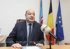 Посол: Бельгийские компании заинтересованы в участии в проектах по восстановлению Карабаха