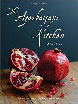The Azerbaijani Kitchen: A Cookbook Wins Gourmand World Awards 2014