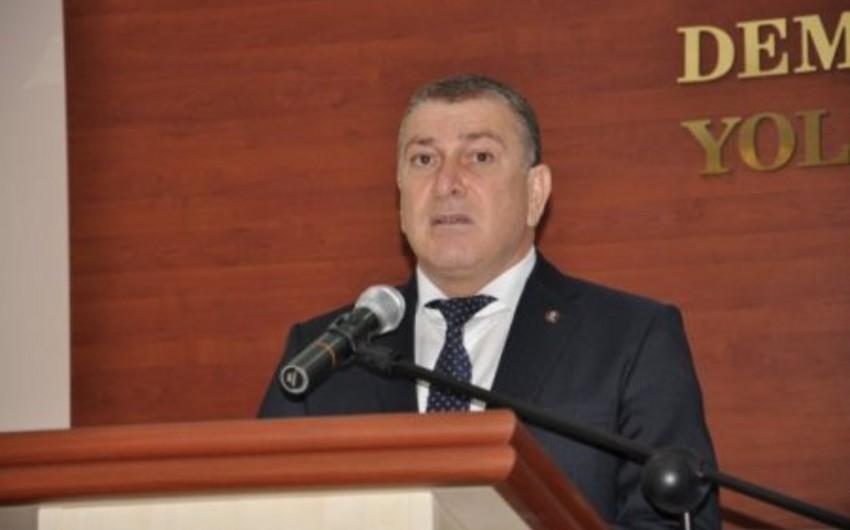 Глава ИВ Сабирабадского района награжден орденом За службу Отечеству 2-й степени