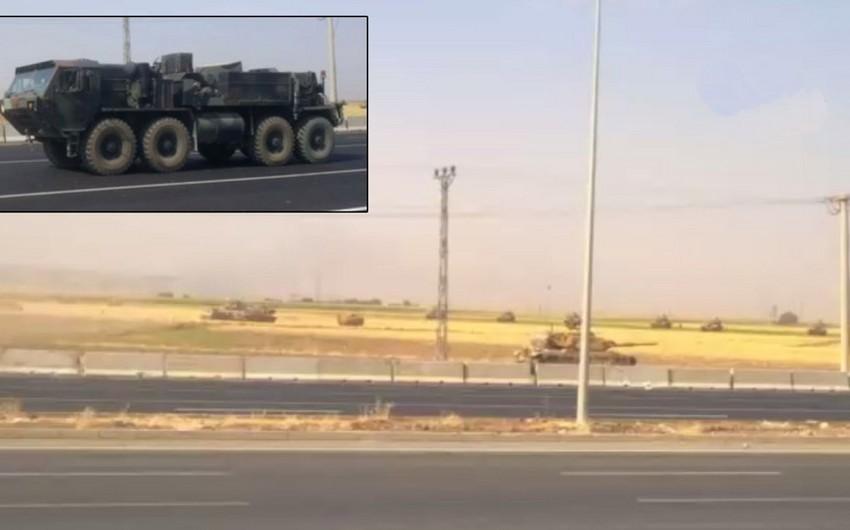 Türkiyə İraqın şimalına qonşu bölgədə hərbi təlim keçirir