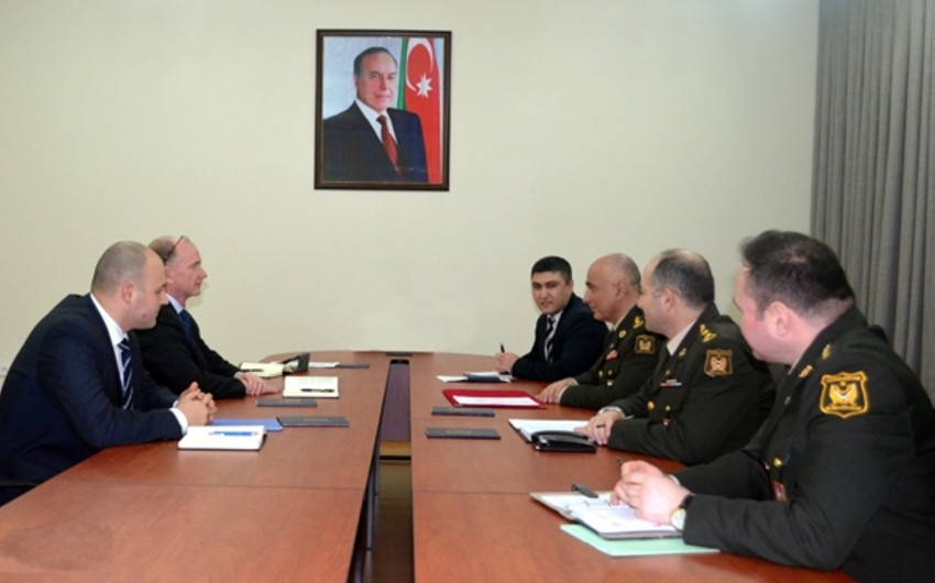 Working meeting of experts on military education system starts