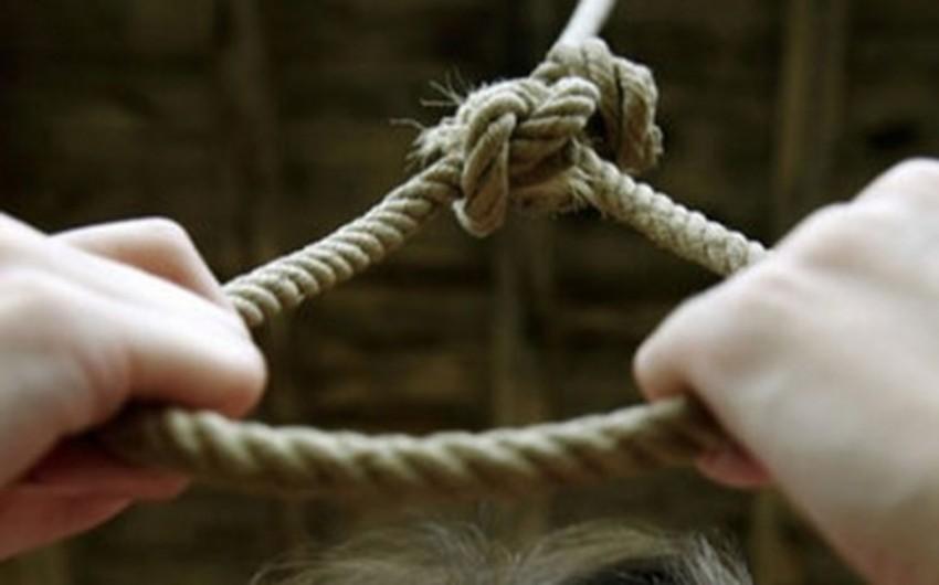 Bərdədə 16 yaşlı yeniyetmə intihar edib