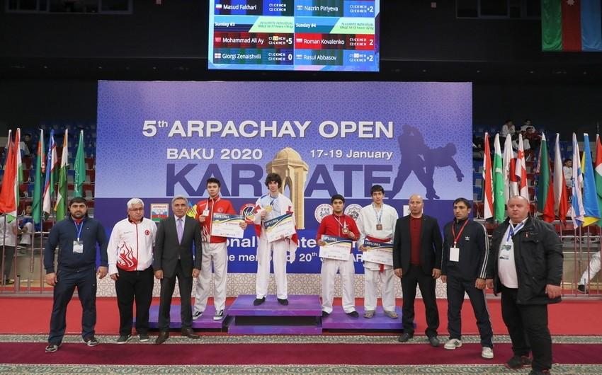 20 Yanvar şəhidlərinin xatirəsinə həsr olunan ənənəvi beynəlxalq karate turniri başa çatıb