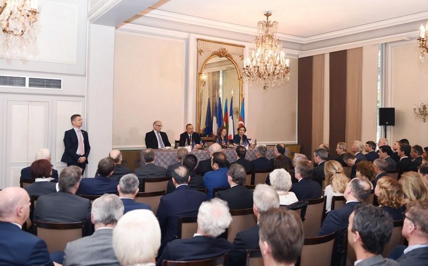 Президент Азербайджана: Наши связи с Францией имеют важное значение