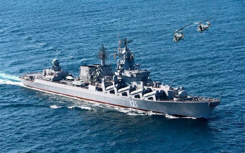 International drills of Azerbaijan, Kazakhstan and Russia to be held in the Caspian Sea