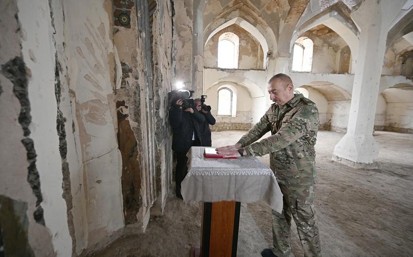 Президент: Многие члены Движения неприсоединения знают Азербайджан как сильную страну