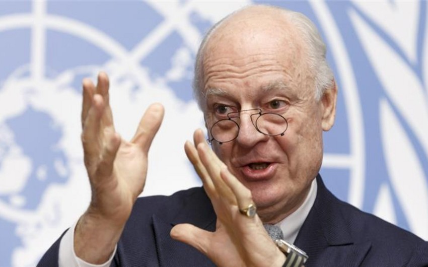UN special envoy unveiled number of terrorists in Idlib