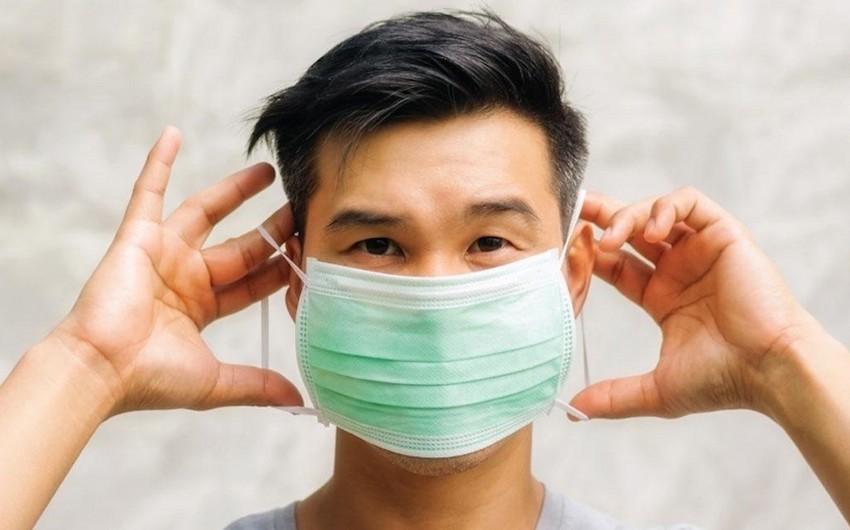 ÜST: Tibbi maskadan istifadə zamanı bu qaydalara əməl olunmalıdır - VİDEO